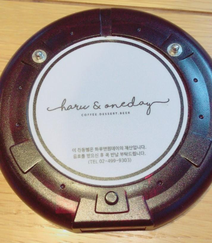 韓国カフェ 聖水カフェ ドンヘ ハルワン