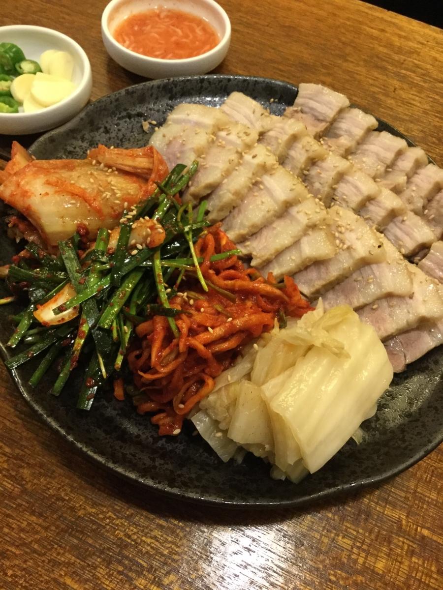 ポッサム 韓国 ソウル