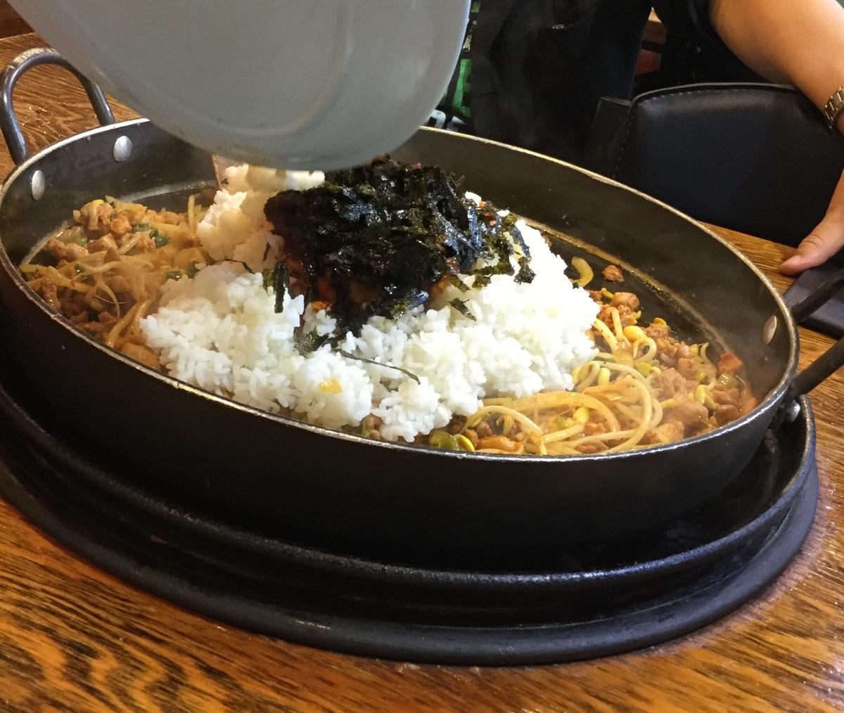 韓国グルメ おすすめ タッカルビ