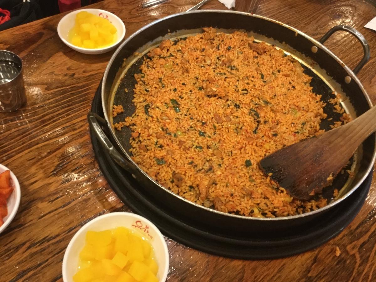 韓国 ユガネタッカルビ 韓国グルメ