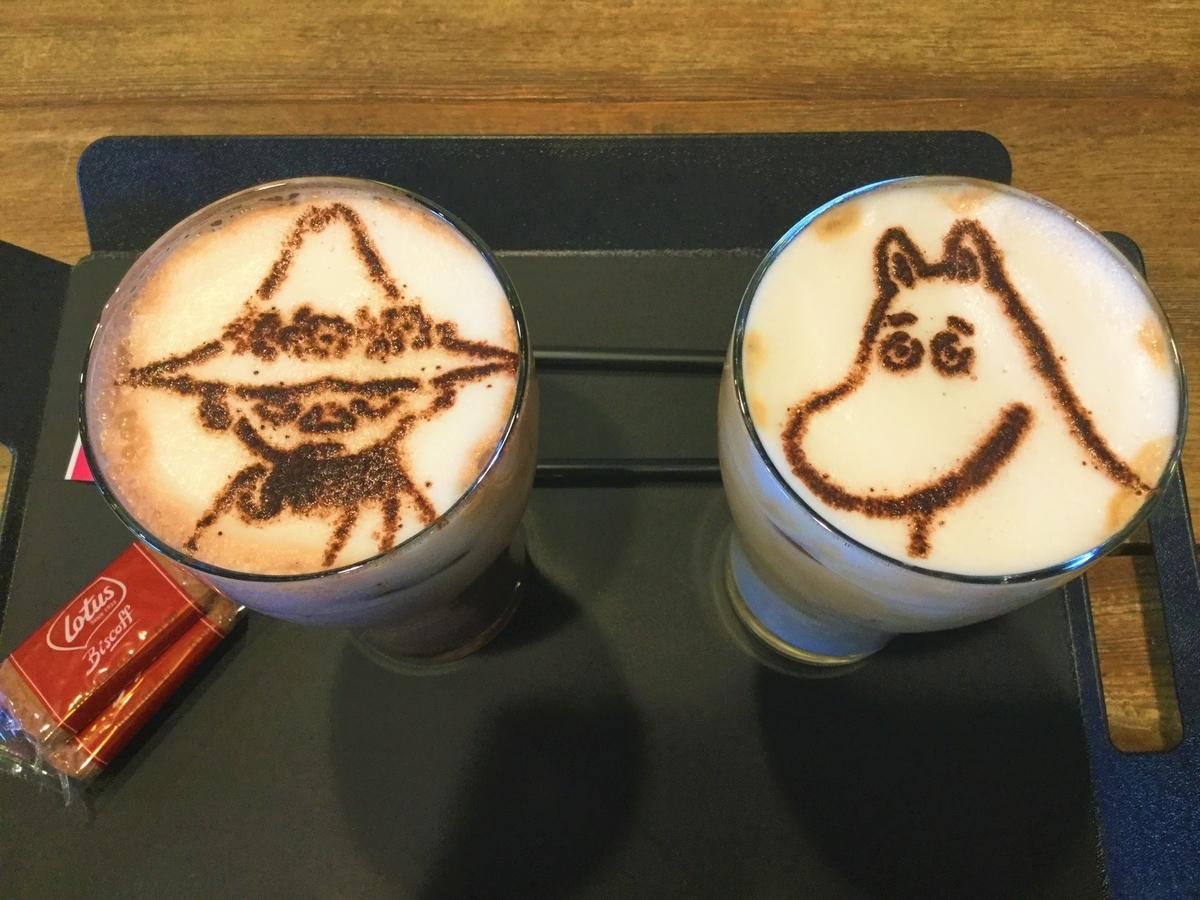 韓国 カフェ ムーミンカフェ ソウル