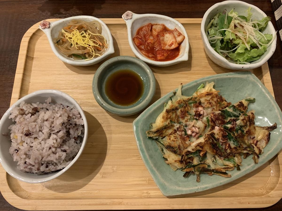 大阪 鶴橋 韓国料理 ランチ おすすめ スンドゥブチゲ