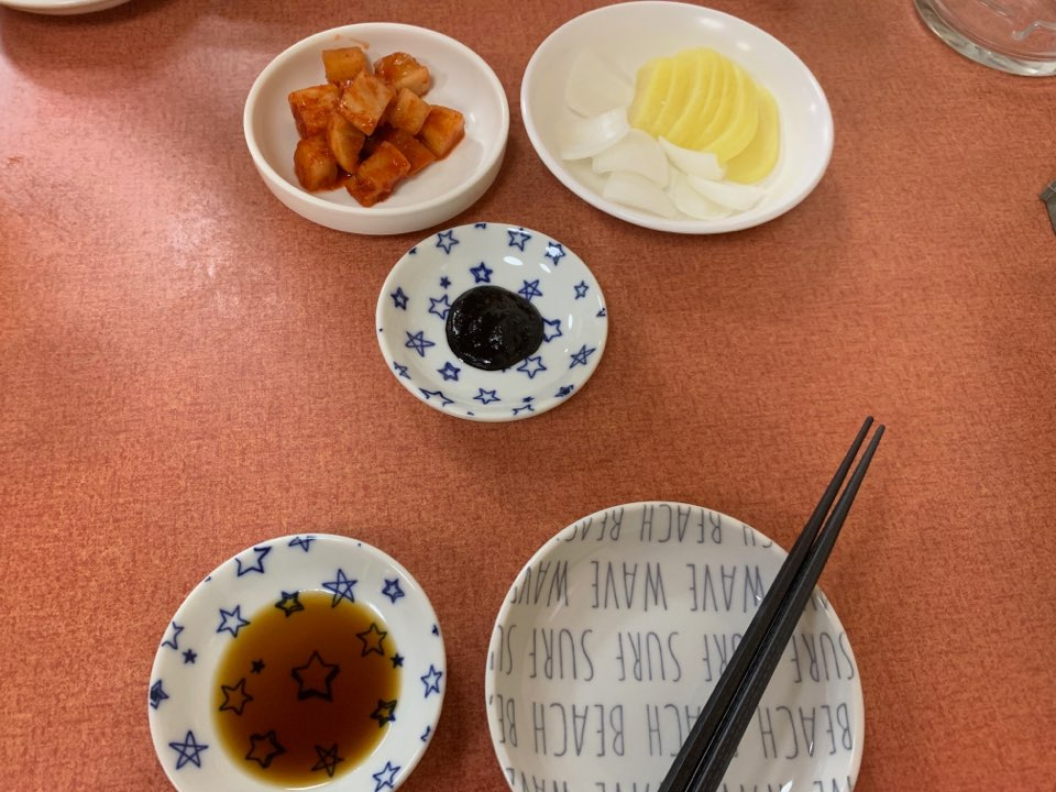 大阪 鶴橋 韓国料理 ランチ おすすめ ジャジャン麺
