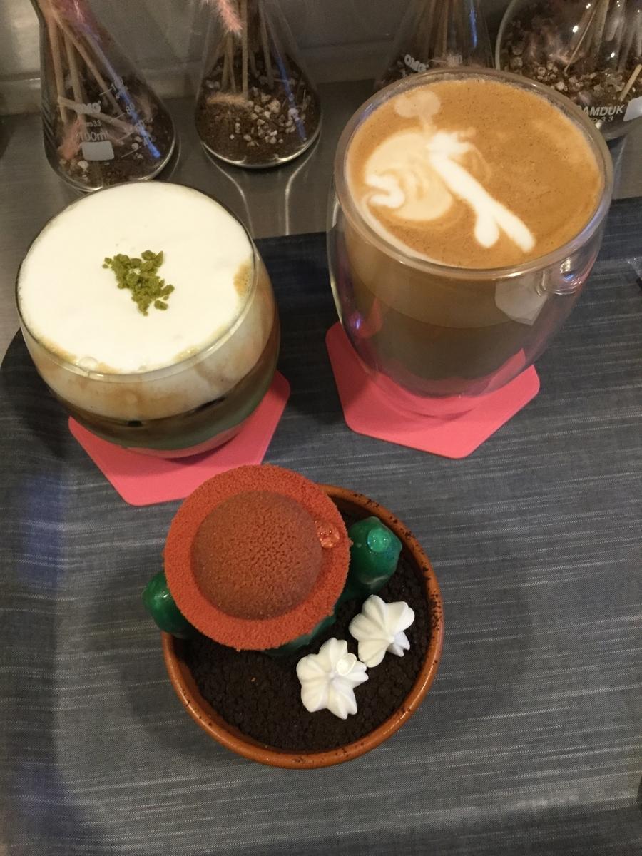 韓国 弘大 ホンデ オシャレ 可愛い カフェ