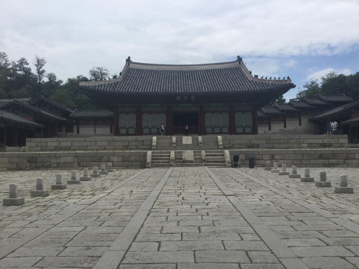 韓国 観光スポット キョンヒグン 慶煕宮 ソウル