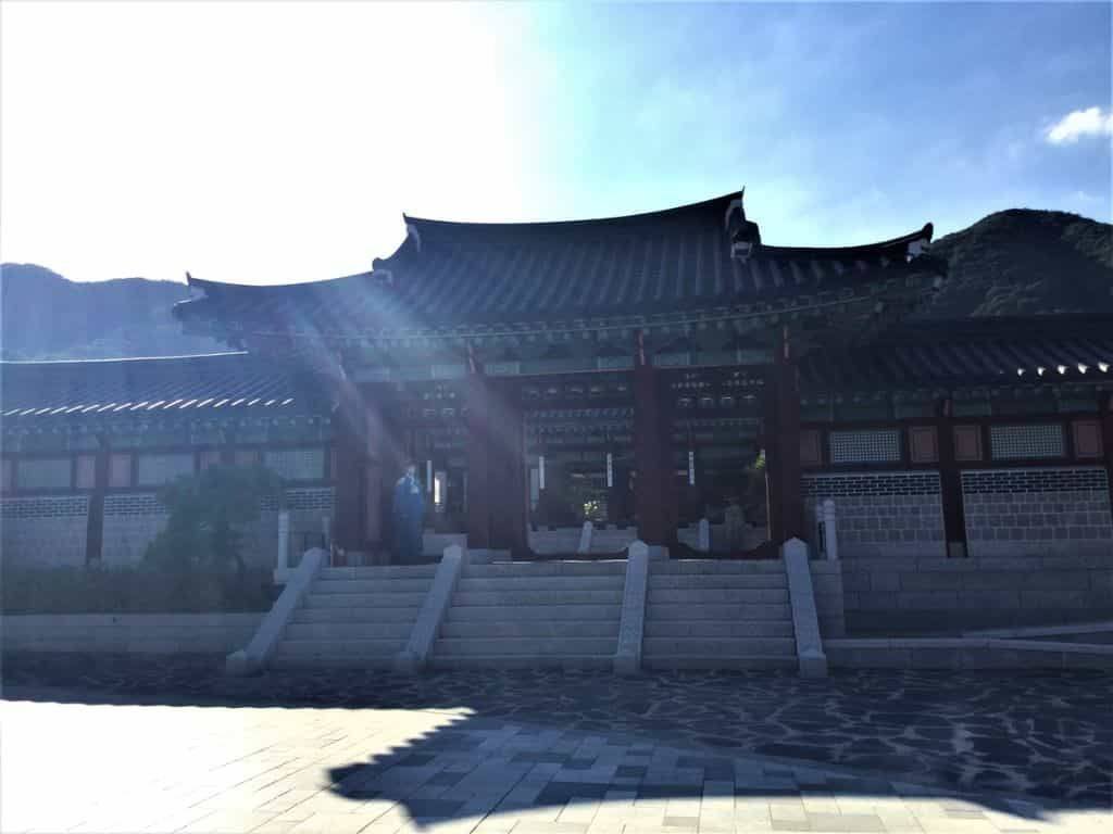 韓国 観光スポット 龍仁大長今パーク