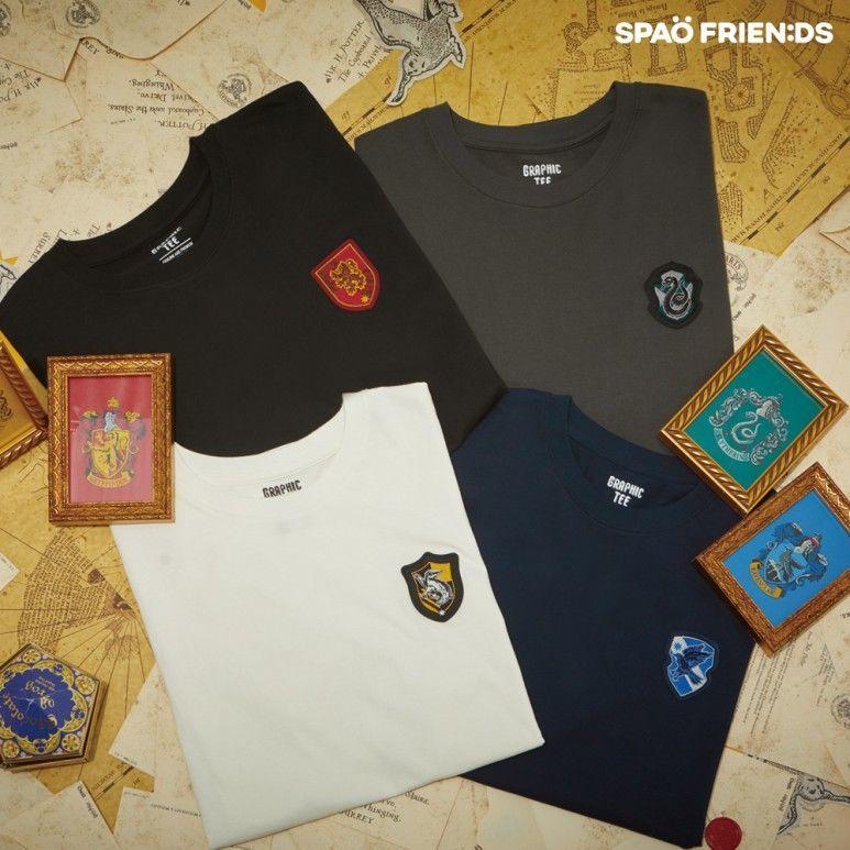 韓国 SPAO  コラボTシャツ ハリーポッター