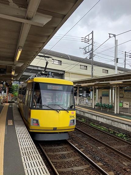 東急 山下駅
