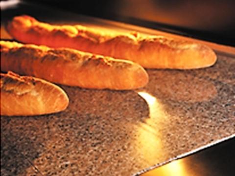 石窯オーブン
