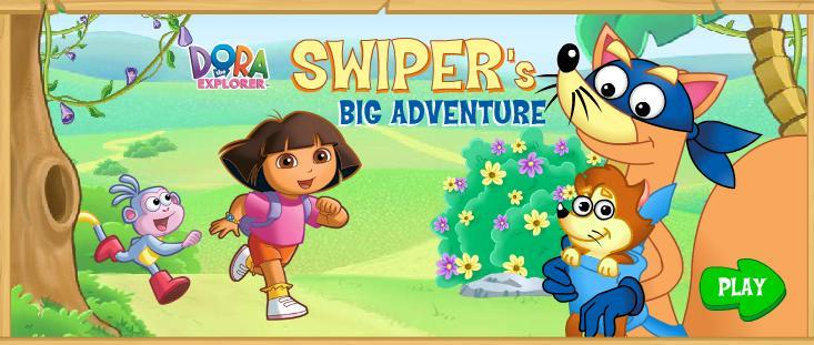Dora the Explorer Flash Games