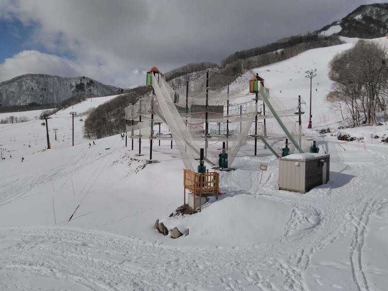 栂池高原スキー場のwow