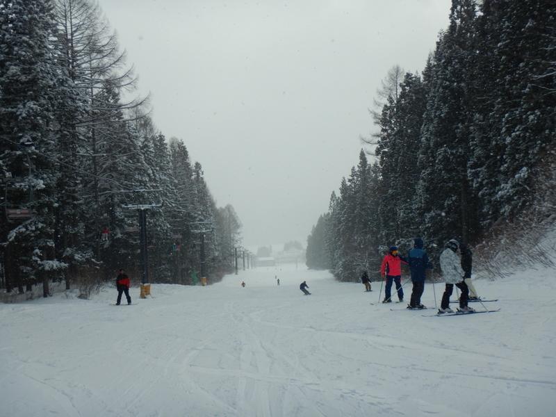 乗鞍温泉スキー場