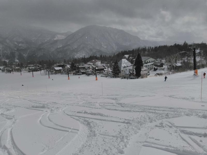 乗鞍温泉スキー場里見ゲレンデ