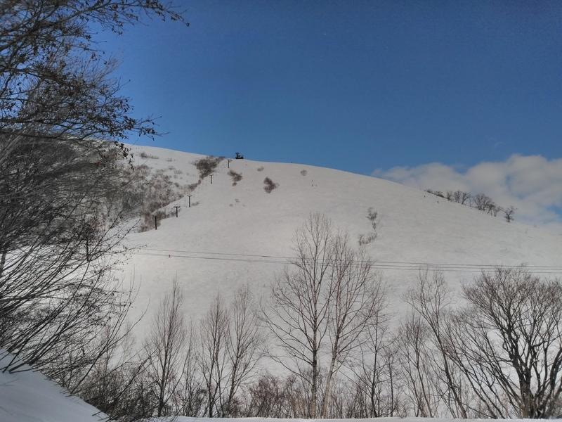 乗鞍温泉スキー場スカイビューコース