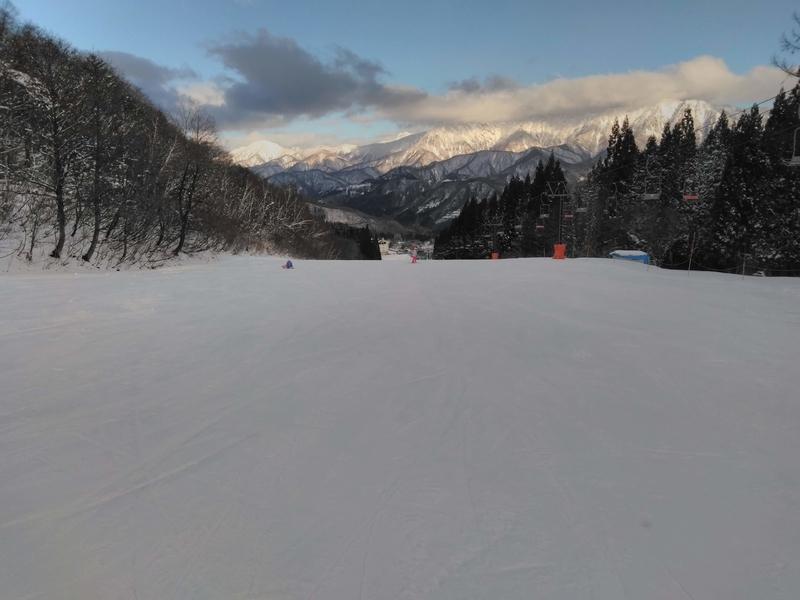 乗鞍温泉スキー場ファミリーゲレンデ