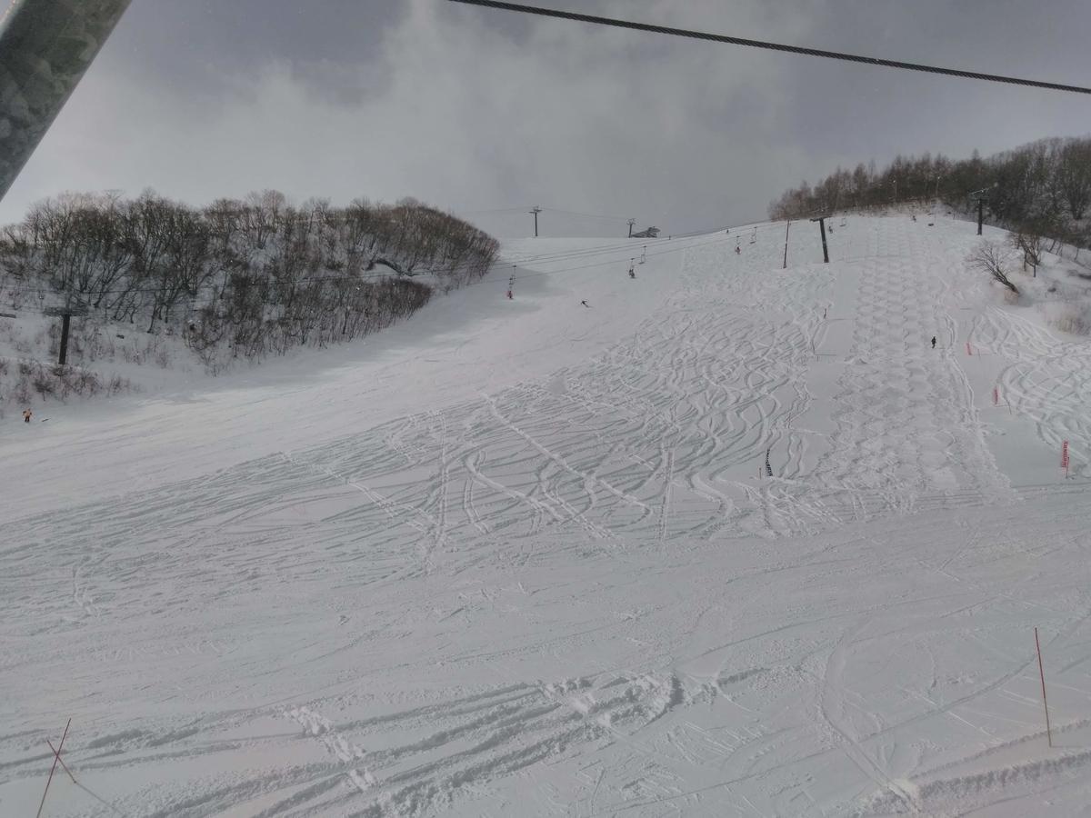 白馬乗鞍温泉スキー場モーグル