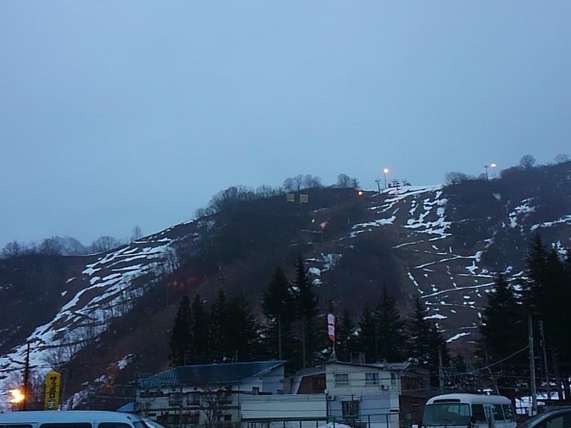 湯沢中里スキー場上級コース