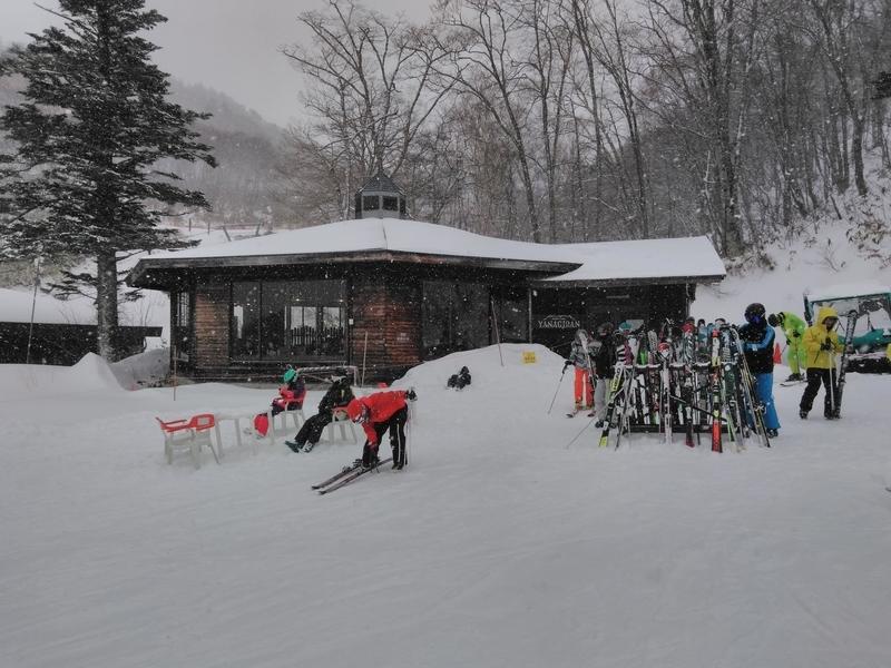 戸隠スキー場ゲレ食