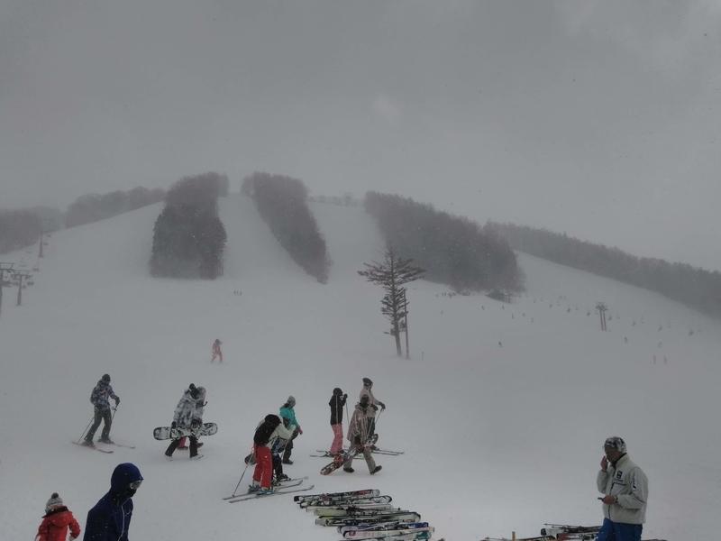 戸隠スキー場