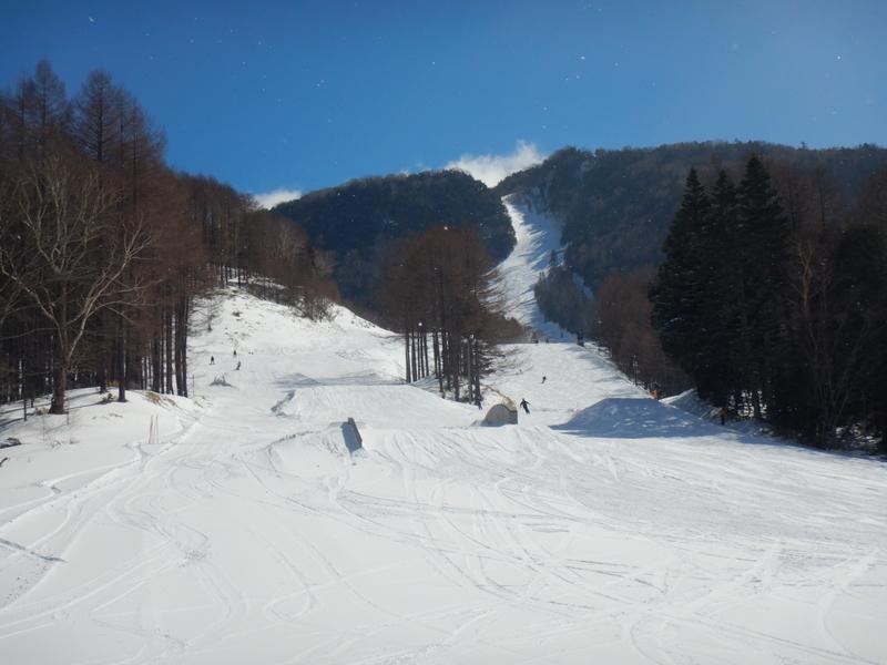 丸沼高原スキー場スノーパーク