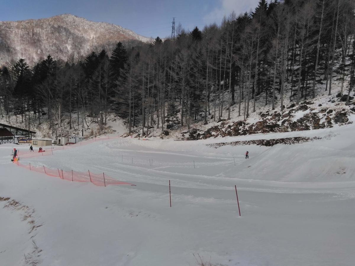 丸沼高原スキー場キッズパーク