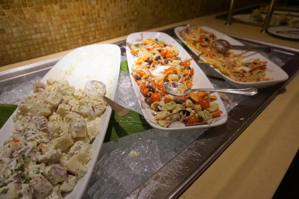 カイマーケット(kai market)_前菜のサラダたちその2