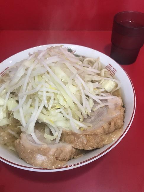 ラーメン二郎札幌の小