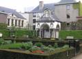 ルーベンス家の中庭