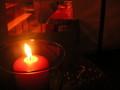 電気を消して、スローな夜を。