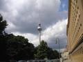 neunter Juni(9.6.'08)のTV塔