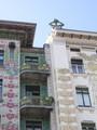 ユーゲント・シュテイルで有名な住宅