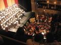 夜はオペラの演目が楽しめるコンサートに