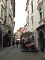リュブリャナは小さくてきれいな街