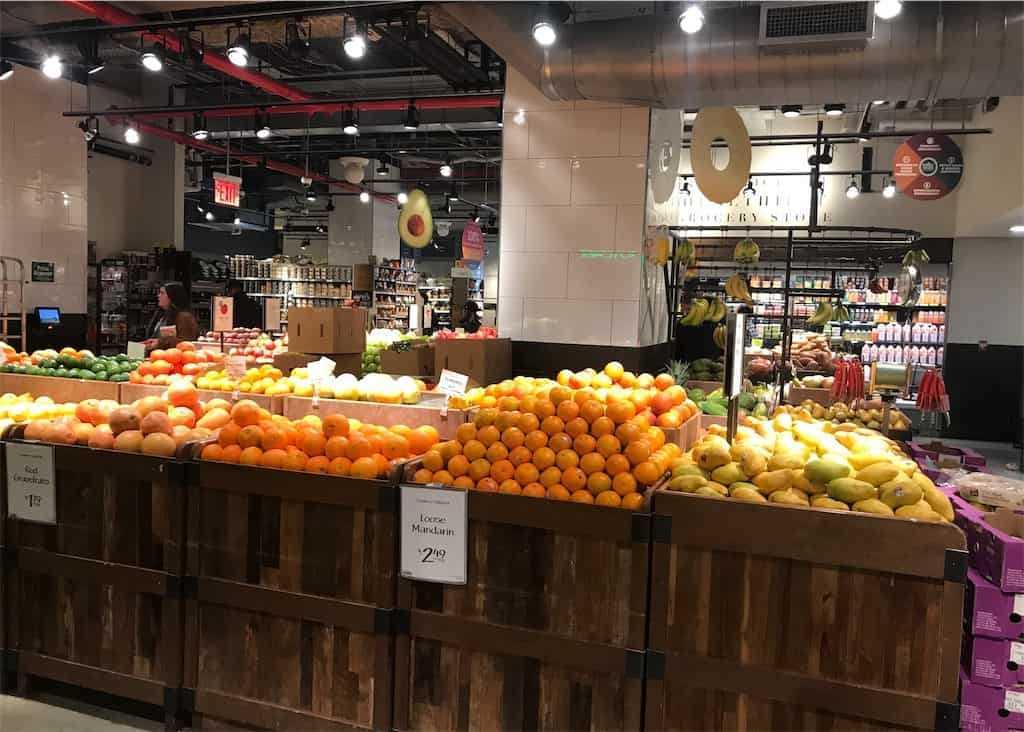 ニューヨーク Whole Foods Market