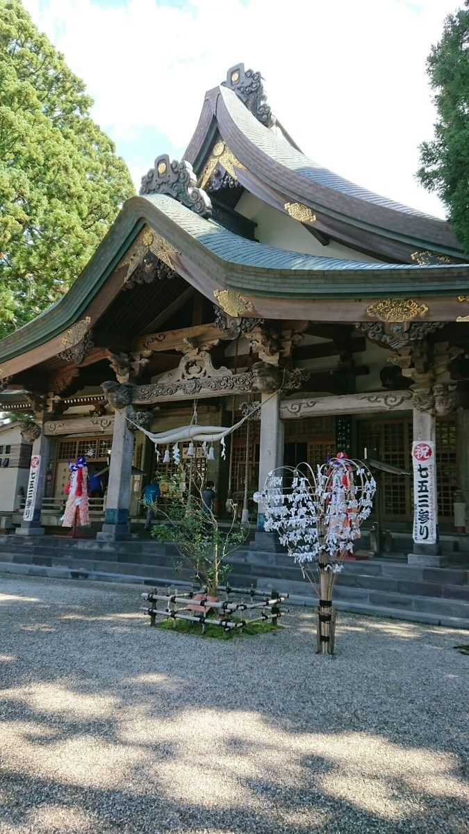 太平山三吉神社の御祭神