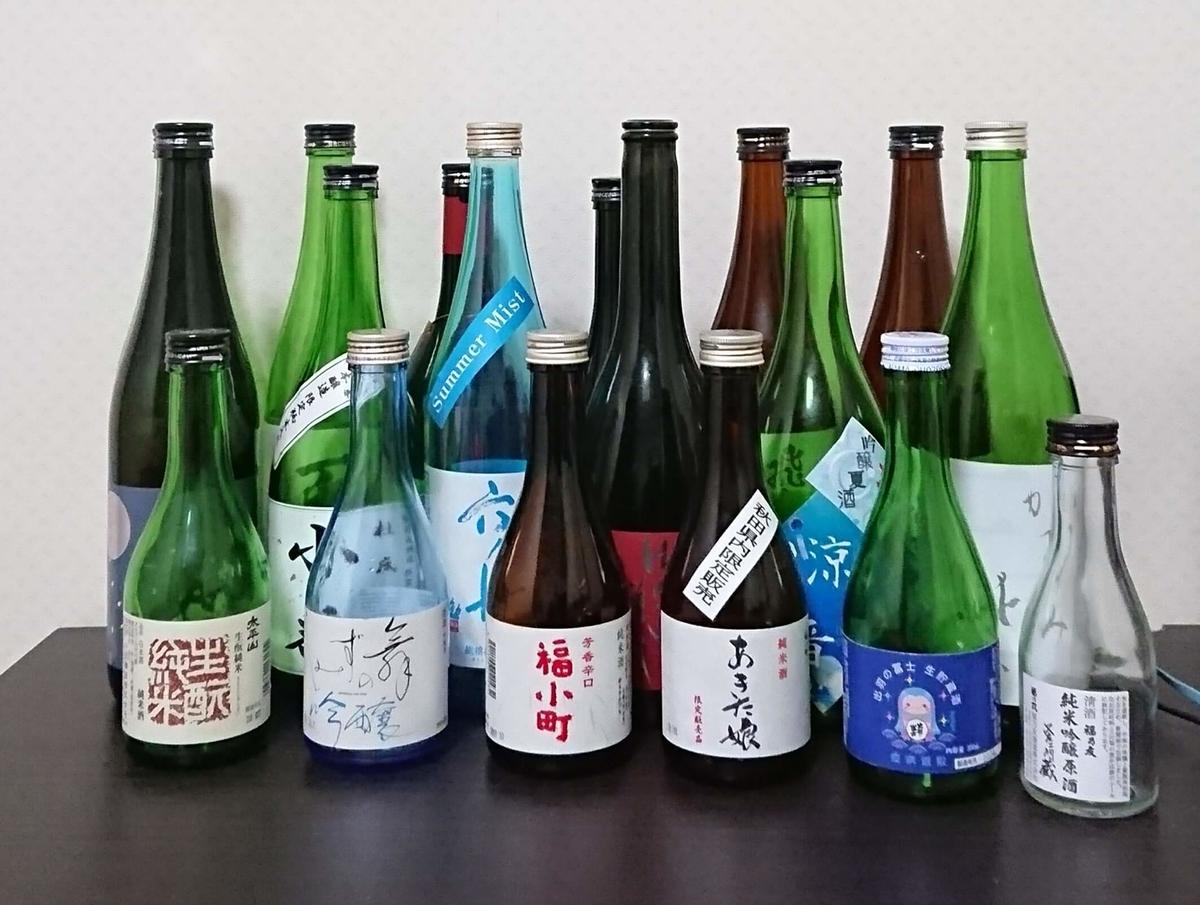 甘口でおいしい秋田の日本酒7選。女性にもおすすめ。