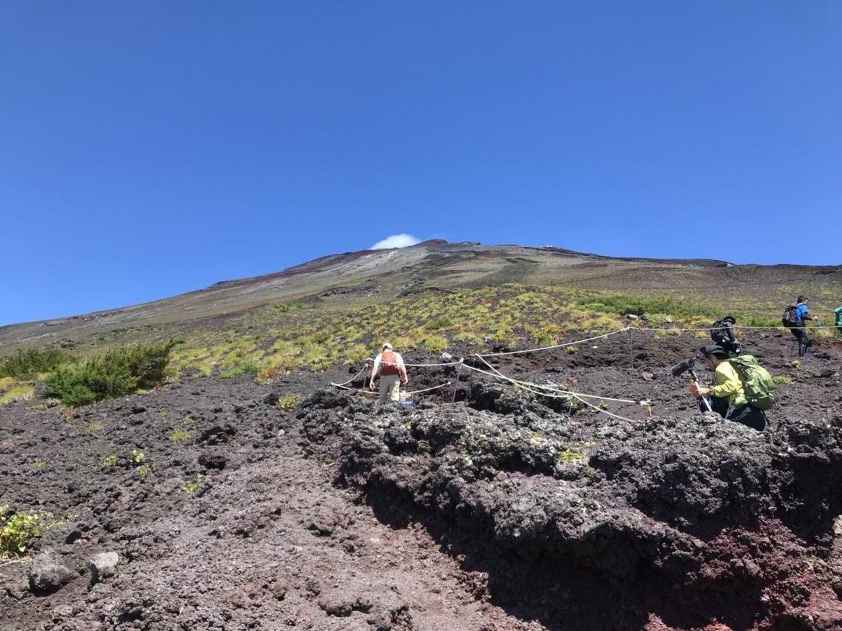 富士山の季節が近づいてきました!!