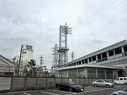 中原変電所