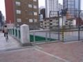 淀橋とその隣の電らん管専用橋