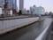 淀橋から淀橋変電所を見る