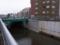 電らん管専用橋を上流から見る