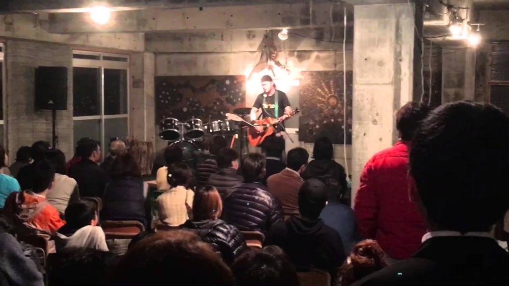 ファイトを歌う竹原ピストル