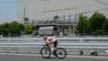 2013.05.26 TOJ 東京ステージ/宇都宮ブリッツェン・中村選手の逃げ