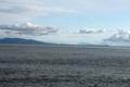 北海道・白神岬から岩木山