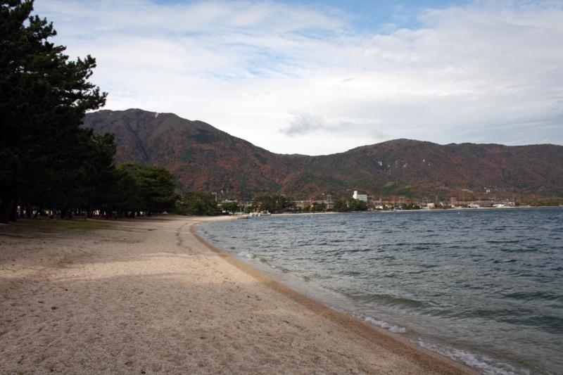 滋賀県・近江舞子浜