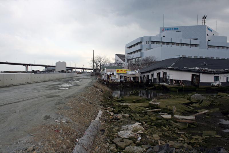 宮城県・石巻市立病院