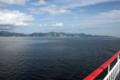 津軽海峡フェリーから下北半島-12.06-