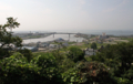 石巻・日和山から日和大橋-13.04-