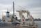 東北海洋生態系調査研究船「新青丸」-晴海埠頭にて-13.10-