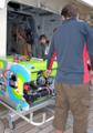 「新青丸」搭載の小型無人探査機「クラムボン」-13.10-